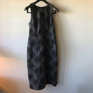 Banana Republic Wool Blend Sheath Dress